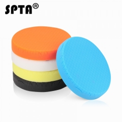 "SPTA 7"" (180mm) Compound Polishing Pads Buffing Pads Polishing Pads Set For Car Polisher-Select Color"