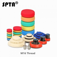 29Pcs Mix Size Auto Detail Sets-M16