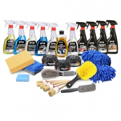 SPTA Ultimate Car Care Kit – Premium Detailing Kit For Your Car Cleaning